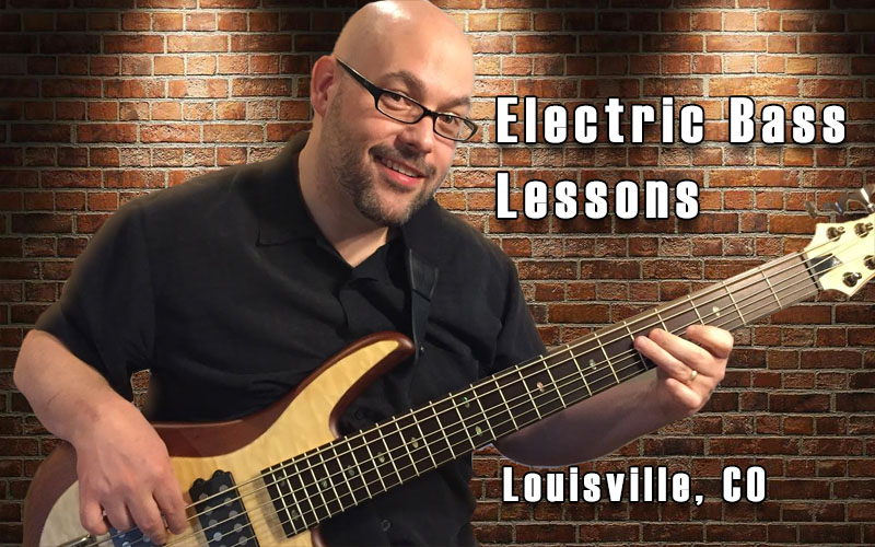 Electric Bass Lessons – Louisville CO