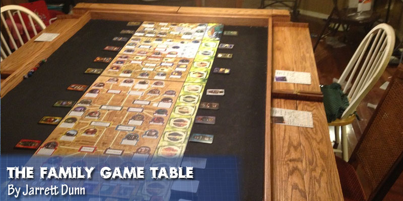 Coolest DIY Gaming Tables Webb Pickersgill Impressive Wooden Gaming Table