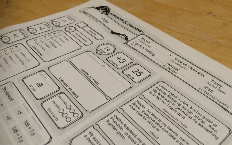10 Reasons Your Kids Should Play D&D - Webb Pickersgill