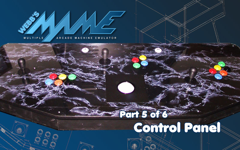 MAME – Control Panel