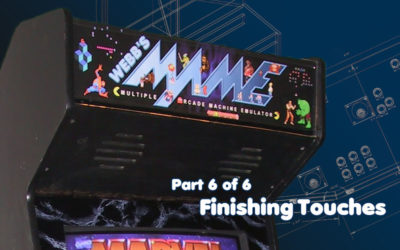 MAME – Finishing Touches