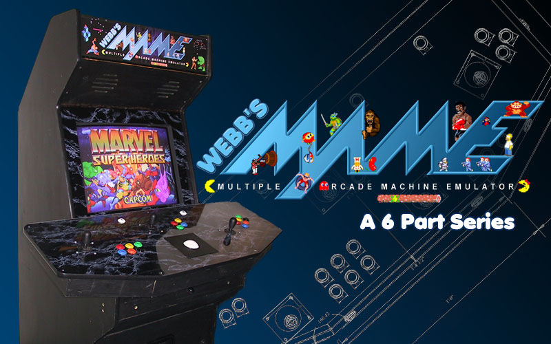 My MAME Arcade Machine