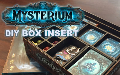 Mysterium DIY Box Insert