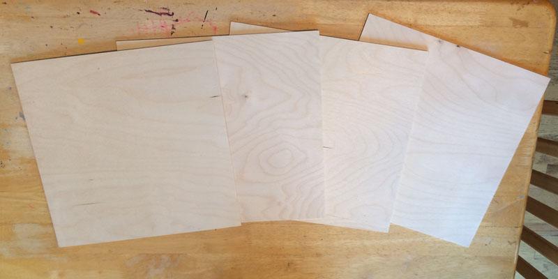 DM Screen Plywood