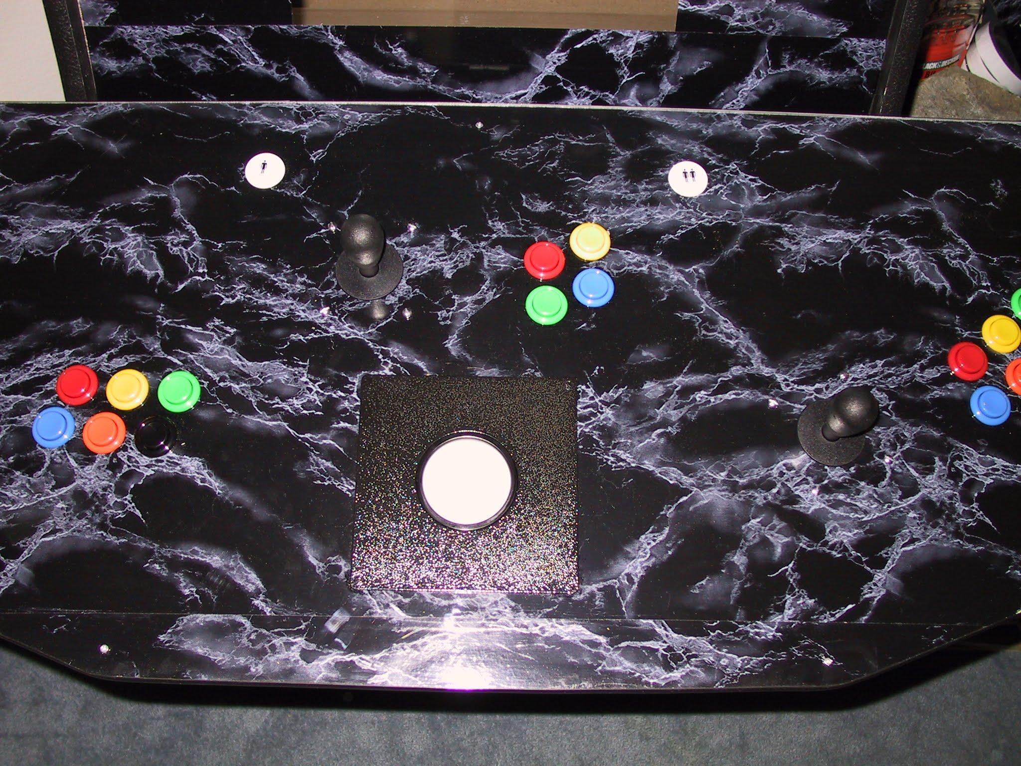 MAME - Control Panel - Webb Pickersgill