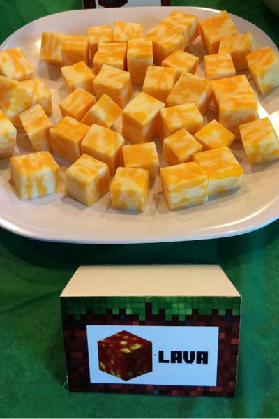 Throwing A Minecraft Birthday Party Webb Pickersgill