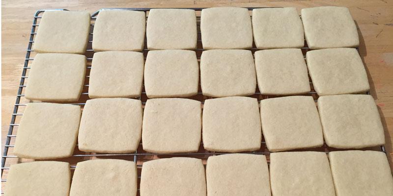 Minecraft Cookies - Cooked